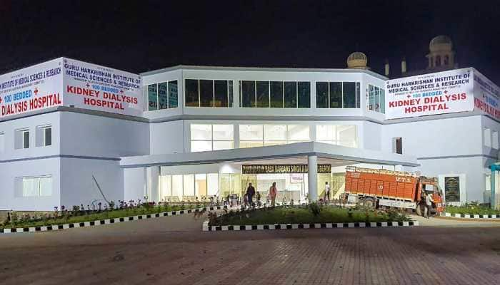 India's biggest Kidney Dialysis Hospital opened at Balasahib Gurudwara
