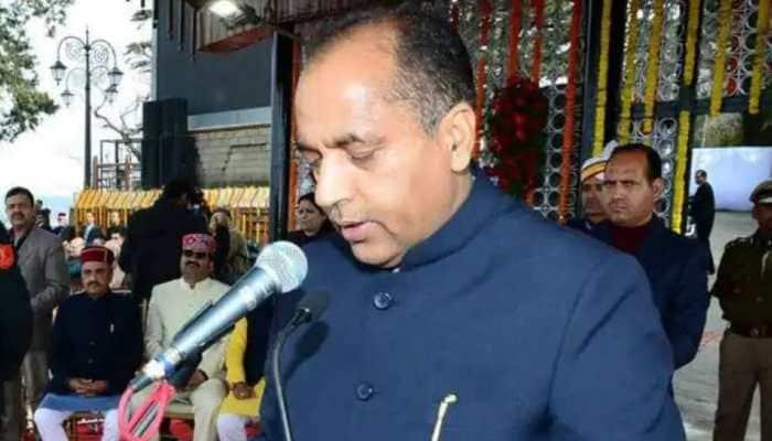 Himachal Pradesh CM Jai Ram Thakur inaugurates projects worth Rs. 34 crore in Solan