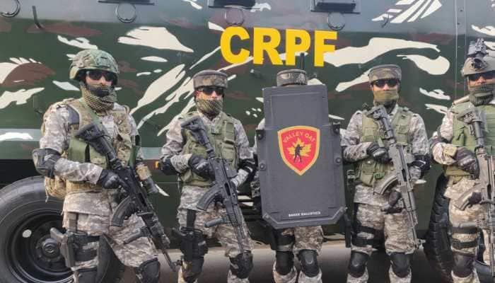 CRPF's elite anti-terrorist unit 'Valley QAT' to have women commandos soon  | India News | Zee News