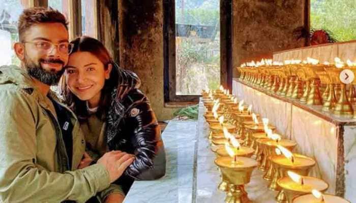 Virat Kohli shares priceless photo of wife Anushka Sharma, daughter Vamika, pens powerful note on International Women's Day