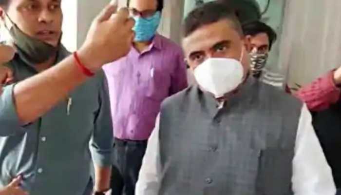 BJP leader Suvendu Adhikari to file nomination papers from Nandigram Assembly Seat
