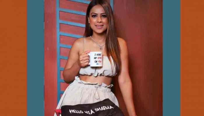 Nia Sharma dances vigorously with her friend on road, video breaks the internet