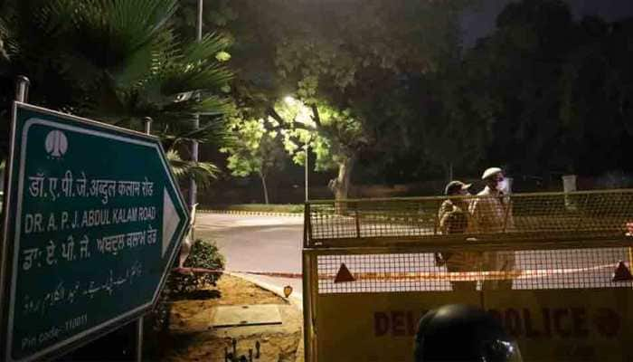 Iran denies links to blast near Israel Embassy in Delhi