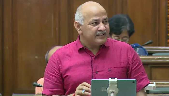 Delhi Deputy CM Manish Sisodia presents Rs 69000 cr 'Deshbhakti Budget', promises free COVID-19 vaccine for all