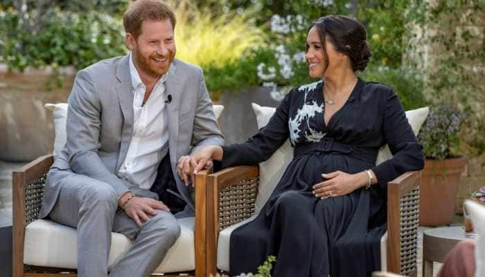 Parents-to-be Meghan Markle, Prince Harry's new family picture amid Oprah interview breaks the internet