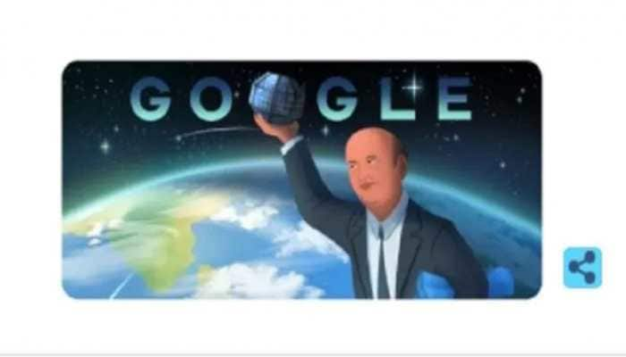 Google honours space scientist Udupi Ramachandra Rao on his birth anniversary with special doodle
