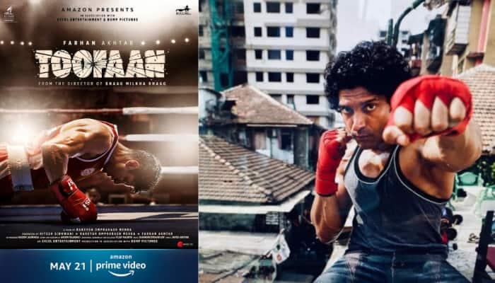 Farhan Akhtar's Toofan gets release date, teaser to be out on March 12