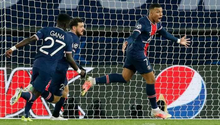 Champions League: PSG send Lionel Messi's Barcelona crashing, reach last eight