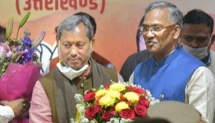 Uttrakhand CM Tirath Singh Rawat to expand Cabinet soon