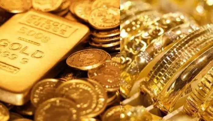Karnataka: 2.41 kg gold worth Rs 1.10 crore seized at Mangaluru Airport