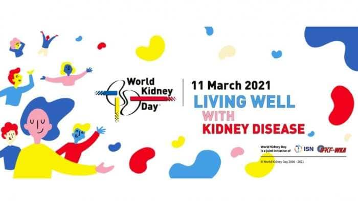 World Kidney Day 2021: Follow these tips to lead a healthy life