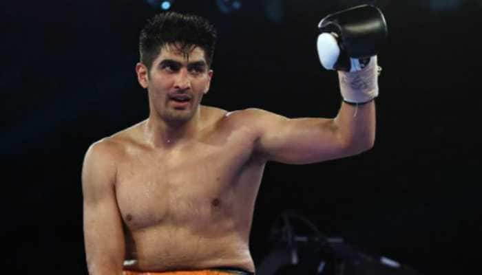 Vijender Singh to fight Russian boxer Artysh Lopsan on March 19
