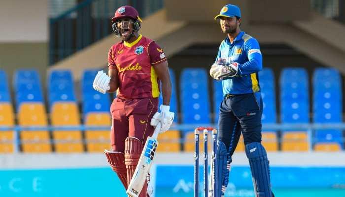 WI v SL 2nd ODI: Lewis' century helps West Indies take unassailable lead in series