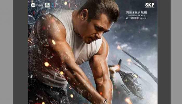 Eid ka commitment tha: Salman Khan announces release date of 'Radhe' with new poster