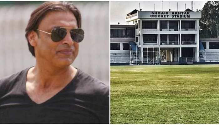 Rawalpindi's KRL Stadium renamed after Shoaib Akhtar, cricketer pens emotional note on Twitter