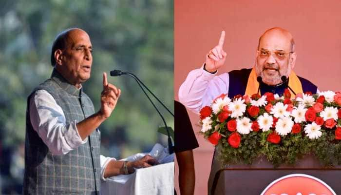 Home Minister Amit Shah, Defence Miniter Rajnath Singh to visit Assam today