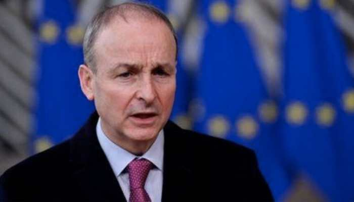 US support key to post-Brexit stability, Ireland's Micheál Martin says before Biden summit
