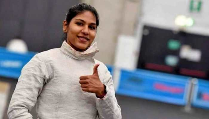 Tokyo Games: Bhavani Devi becomes first Indian fencer to qualify for Olympics