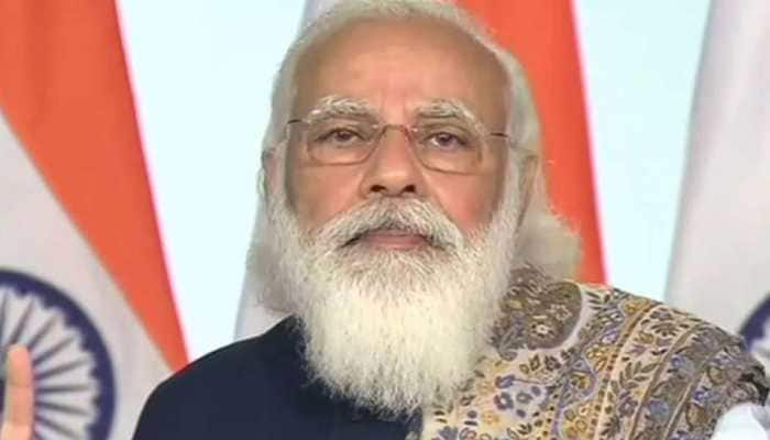 PM Narendra Modi to meet all CMs on Wednesday amid spike in COVID-19 cases
