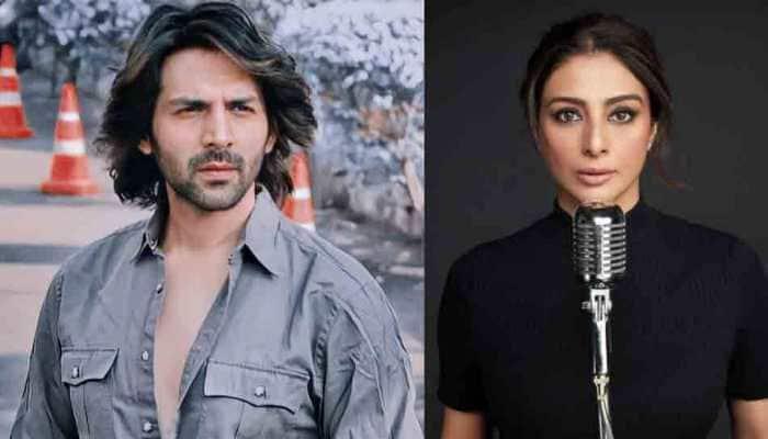 Tabu joins Kartik Aaryan on Bhool Bhulaiyaa 2 shoot, refuses to come out of Z plus bio bubble