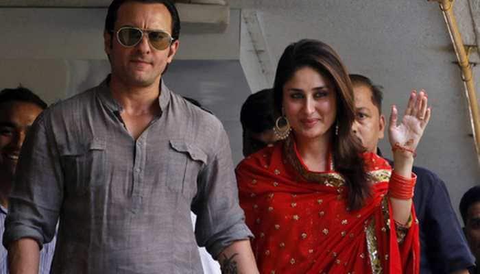 Saba Khan shares unseen pics from brother Saif Ali Khan and Kareena Kapoor Khan's wedding album!