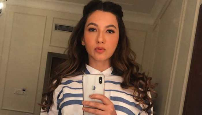 Gauahar Khan issued Non Cooperation Directive over allegedly shooting despite being COVID-19 positive