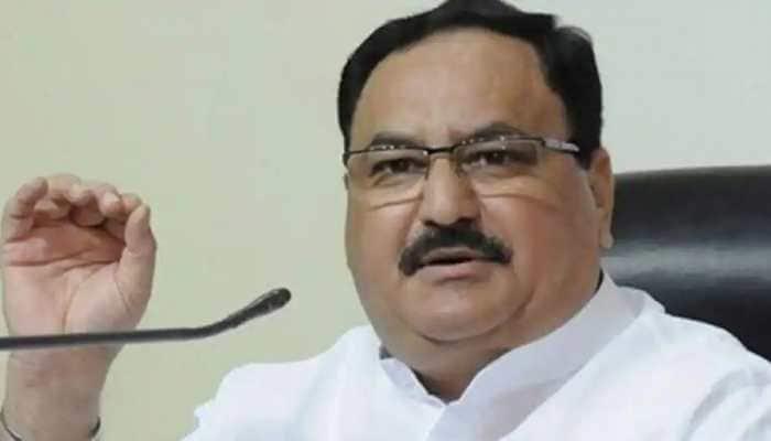JP Nadda accuses TMC of vandalising BJP's Ambedkar yatra in West Bengal