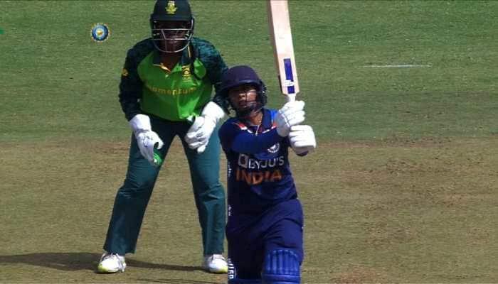 India women vs SA women: Hosts struggle to 188 in spite of Mithali Raj's unbeaten 79