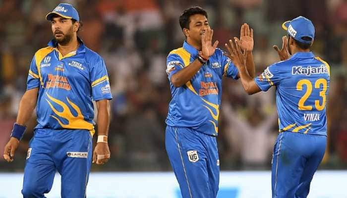Road Safety World Series: India Legends beat West Indies Legends in a thriller to enter final