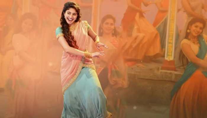 South actress Sai Pallavi's Saranga Dariya song from Love Story with Naga Chaitanya goes viral on YouTube - Watch