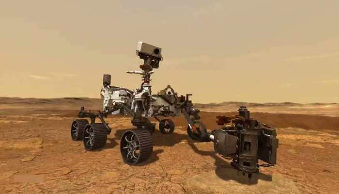 NASA Perseverance rover captures sounds of it driving around Mars
