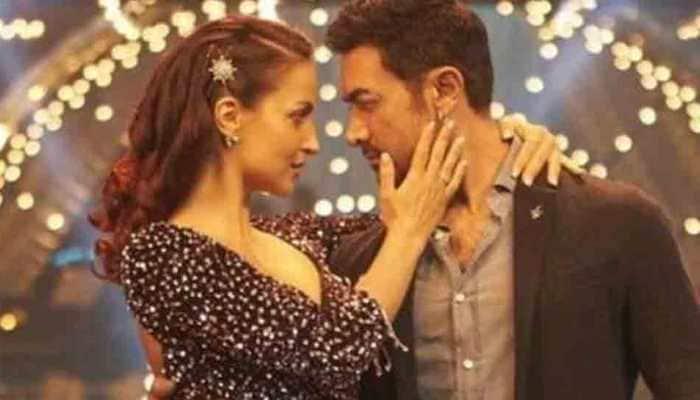Aamir Khan did not make me feel intimidated, says 'Har Funn Maula' girl Elli AvrRam