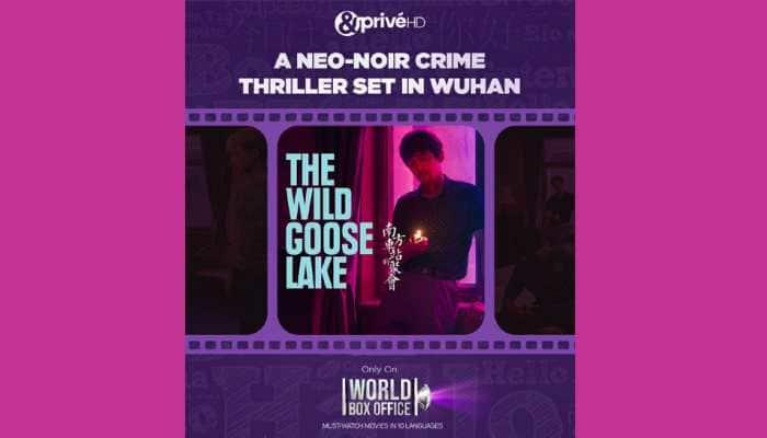 &PrivéHD premieres a riveting neo-noir gangster drama 'The Wild Goose Lake'