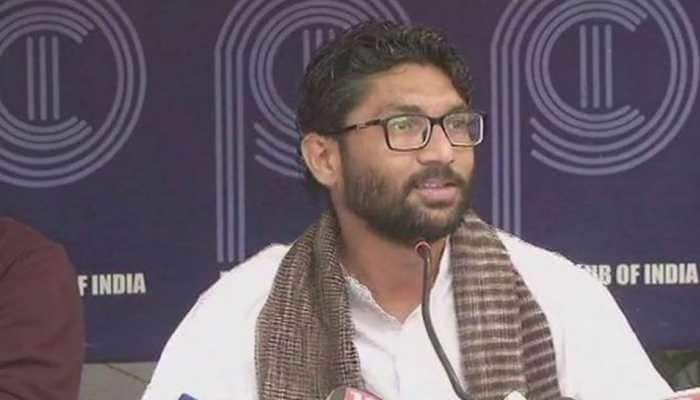 Gujarat MLA Jignesh Mevani suspended from state Assembly for 'indiscipline'