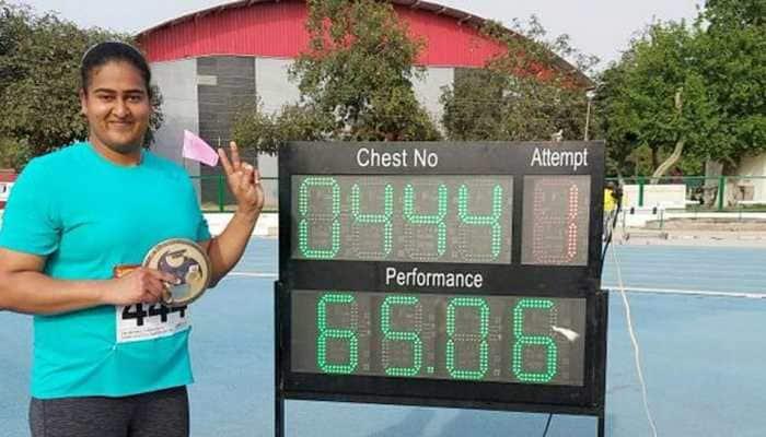 Kamalpreet Kaur qualifies for Tokyo Olympics, breaks national record in women's discus throw