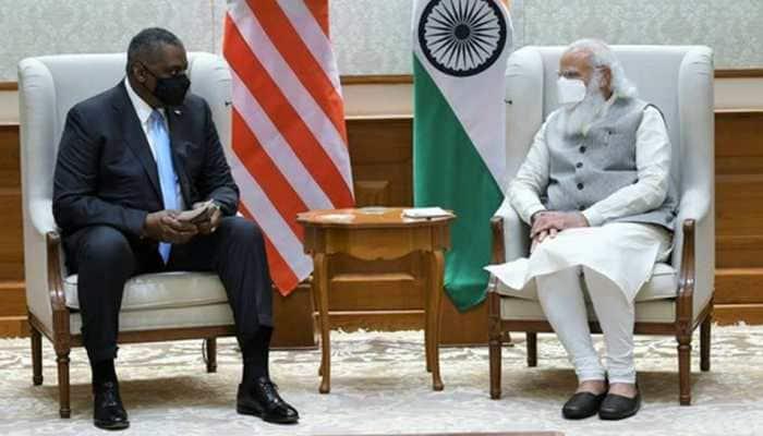 US Defence Secy Lloyd Austin calls on PM Modi, conveys Biden's message to boost Indo-US ties