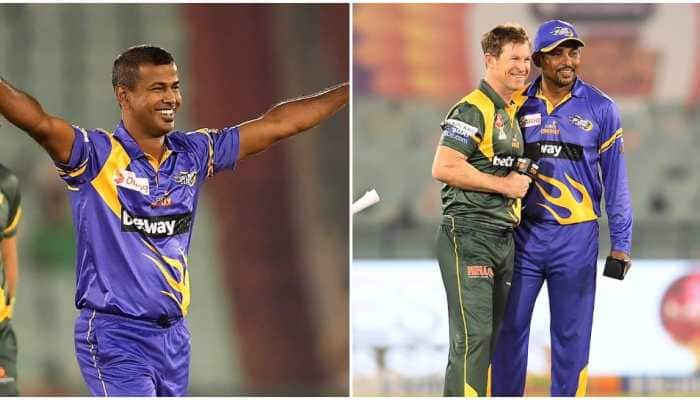 Road Safety World Series: Nuwan Kulasekara enjoys memorable evening as Dilshan's Sri Lanka set up finale clash against India