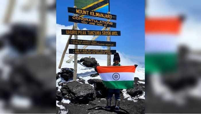 Story of the 'Mountain Boy', 7-year-old defeats Mount Kilimanjaro ; Zee exclusive
