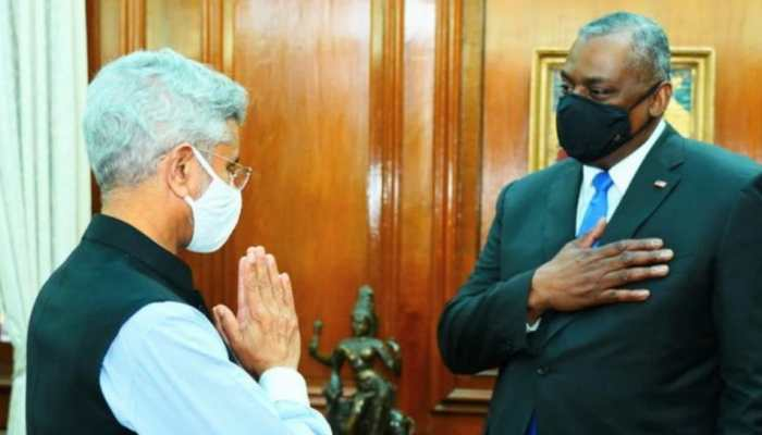 EAM Jaishankar discussed Afghanistan, Indo-Pacific issues with US Defence Secretary