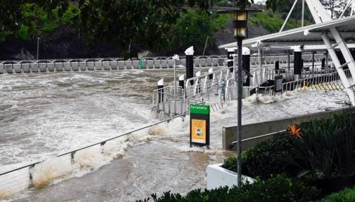 Heavy rains continue to batter Australia's east coast, flooding risk and evacuation warnings placed in NSW