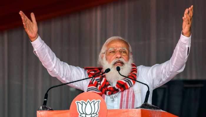 PM Narendra Modi to launch 'Catch the Rain' campaign on March 21