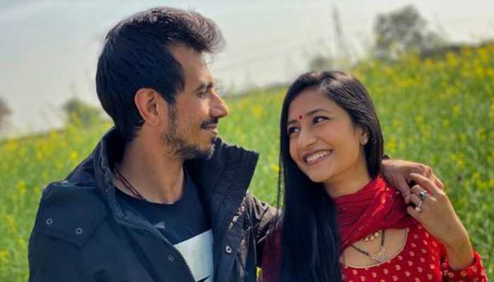 Yuzvendra Chahal releases teaser of his wedding video, leaves 'awwdorable' message for wife Dhanashree Verma