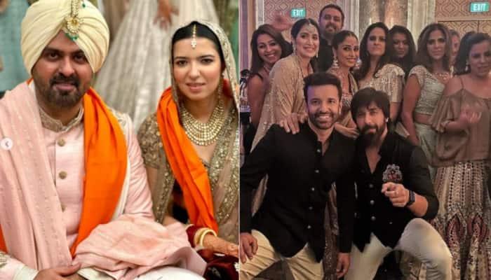 Harman Baweja wedding: Shilpa Shetty, Raj Kundra, Aamir Ali share stunning inside pics