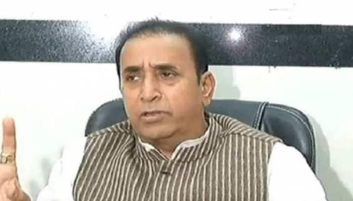BJP holds protests in Maharashtra demanding resignation of state Home Minister Anil Deshmukh