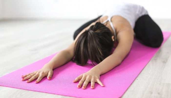 If you have trouble sleeping, try out these yoga poses