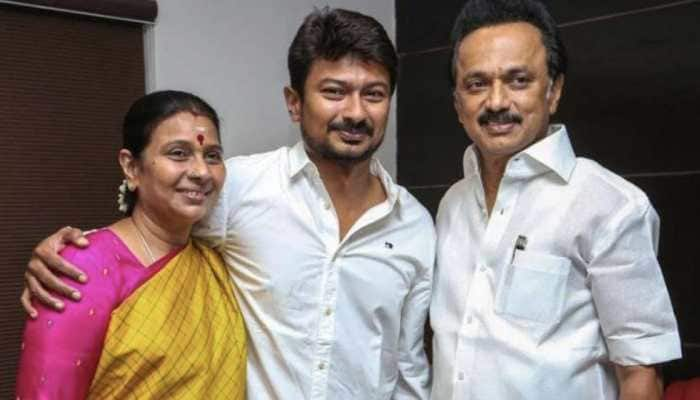 MK Stalin's wife and son campaigns for the party ahead of Tamil Nadu Assembly polls