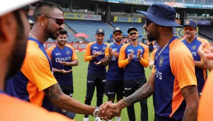 India vs England: I kept dad's bag in dressing room, Krunal Pandya tells brother Hardik