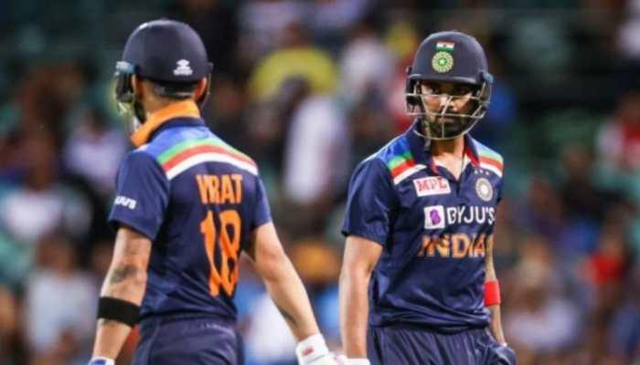 ICC T20I Rankings: Virat Kohli leapfrogs KL Rahul, Suryakumar makes rapid progress