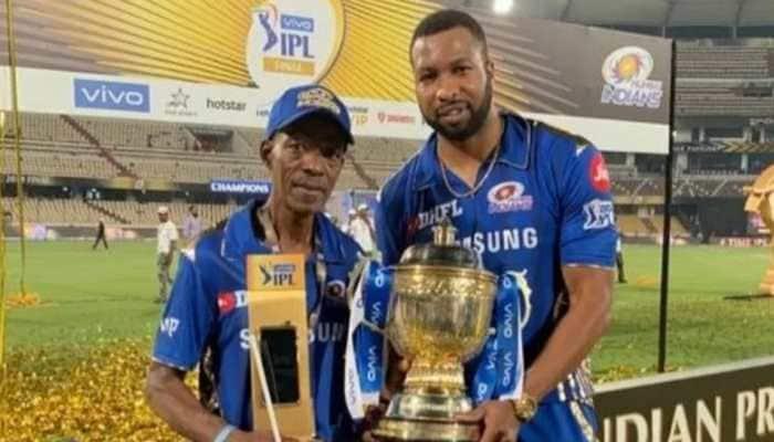 IPL 2021: MI all-rounder Kieron Pollard's father passes away, Sachin Tendulkar pays tribute