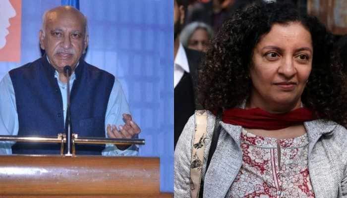 MJ Akbar challenges journalist Priya Ramani's acquittal in Delhi High Court